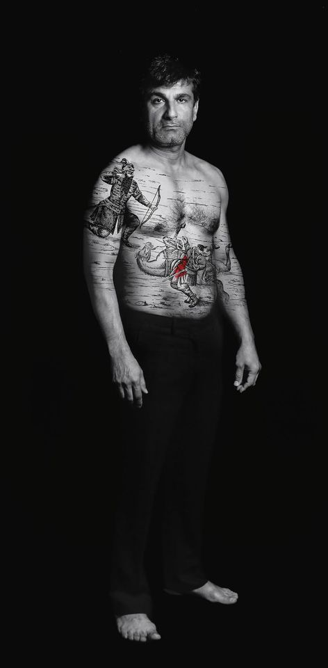 Shirin Neshat, Amir (Villains) from the series The Book of Kings (2012)