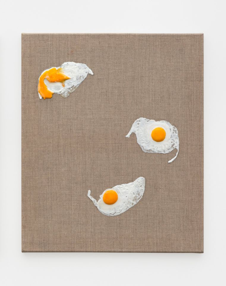 David Adamo Untitled (eggs 4) (2017)
