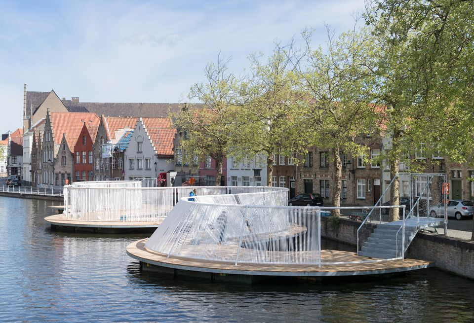 The Floating Island by OBBA