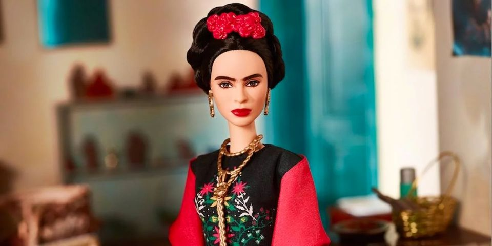 The Frida Kahlo Barbie