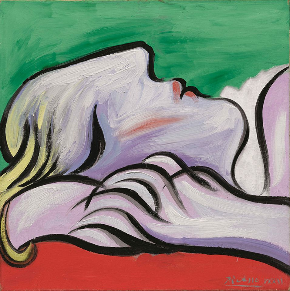 Pablo Picasso, Le Repos (1932), sold for $36.9m to an Asian private collector