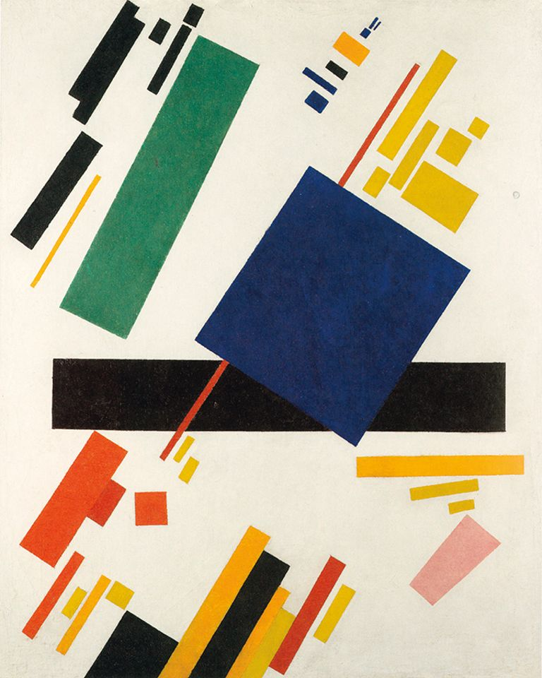 Kazimir Malevich's Suprematist Composition (1916) maintained its reign as most expensive Malevich to sell at auction, fetching $85.8m