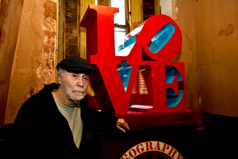 LOVE artist Robert Indiana has died, aged 89 | The Art Newspaper