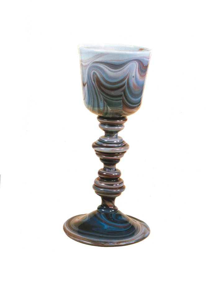 The goblet was stolen from Berlin's Märkisches Museum at the end of the First World War