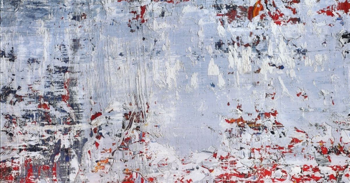 Gerhard Richter donates 18 works to provide permanent accommodation for the homeless