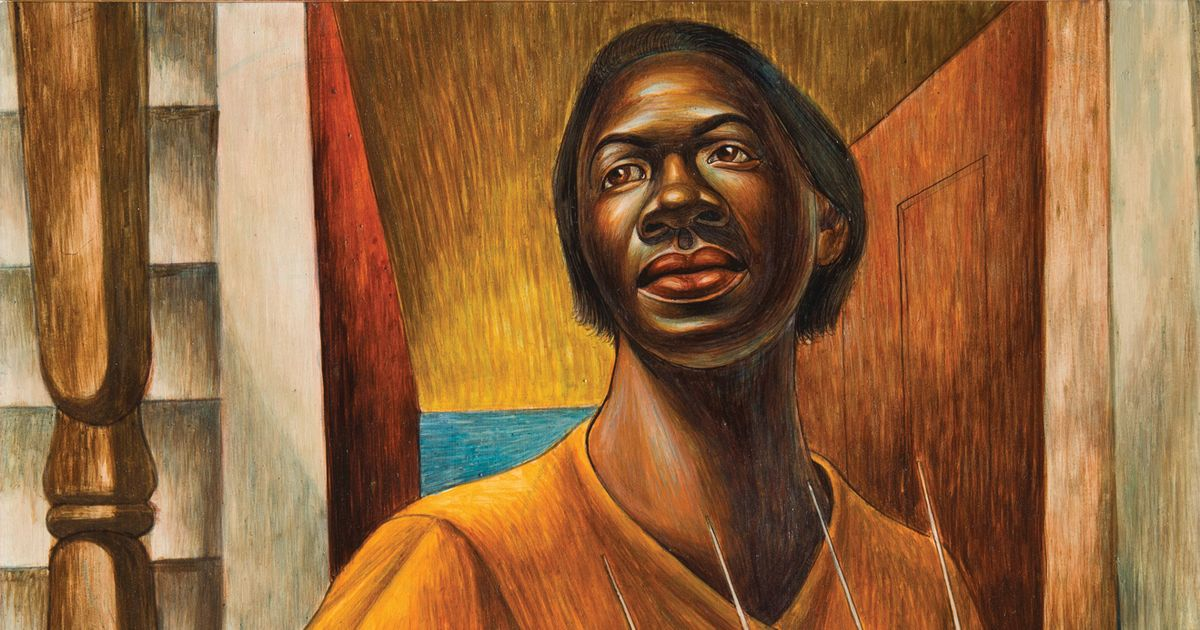 Key figure of the Chicago Black Renaissance, Charles White, finally gets his due
