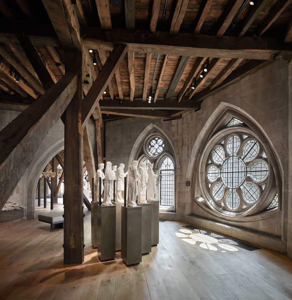The Queen's Diamond Jubilee Galleries at Westminster Abbey