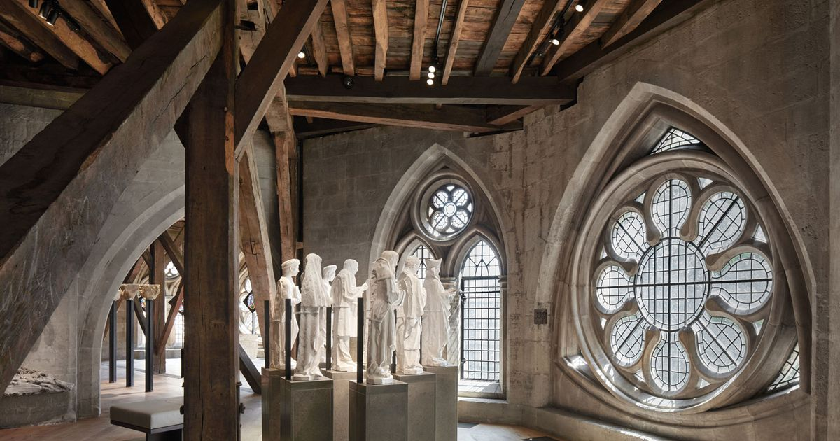 Westminster Abbey's lofty new museum reveals 'the best view in Europe'