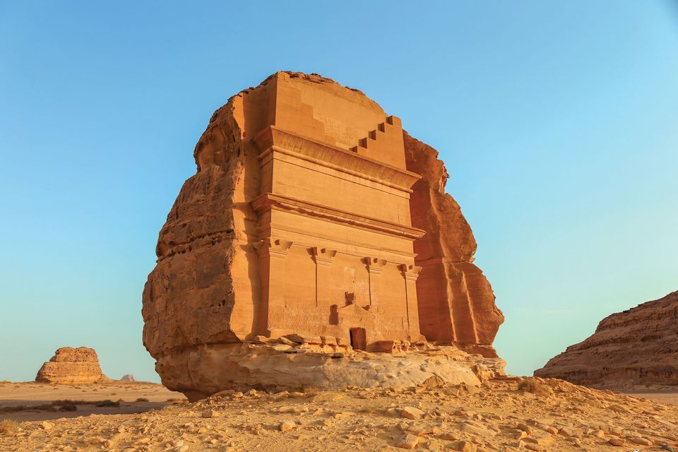 The Mada'in Salih archaeological site in Al-Ula could open to tourists under the deal with France