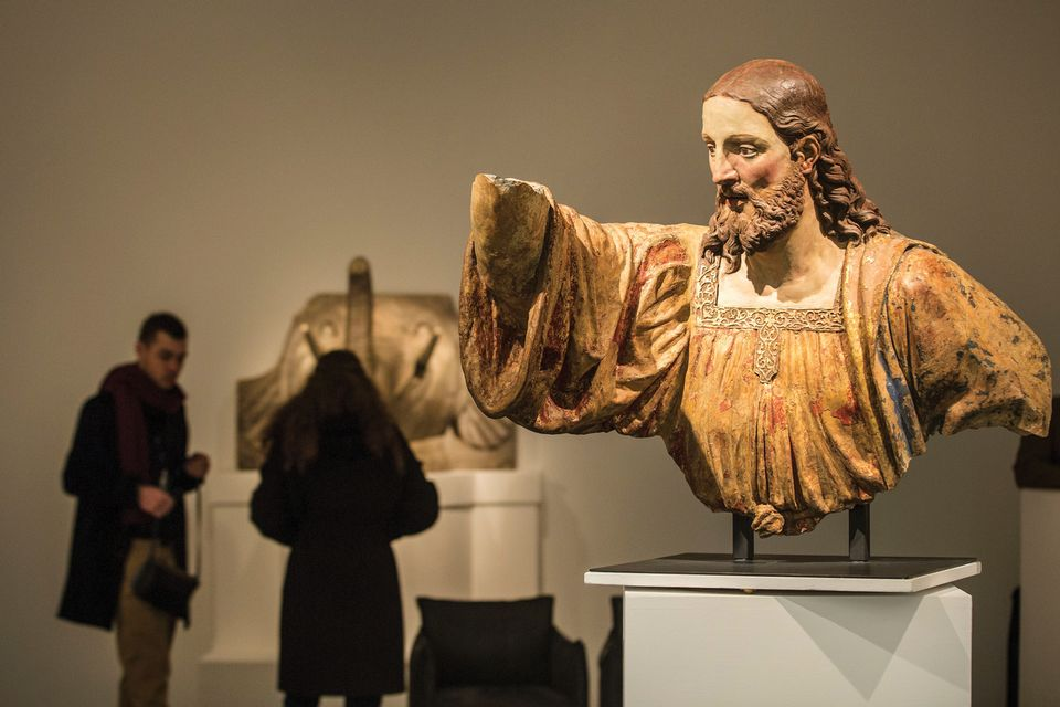 Art, antiques and books more than 250 years old would require import licences to enter the EU
