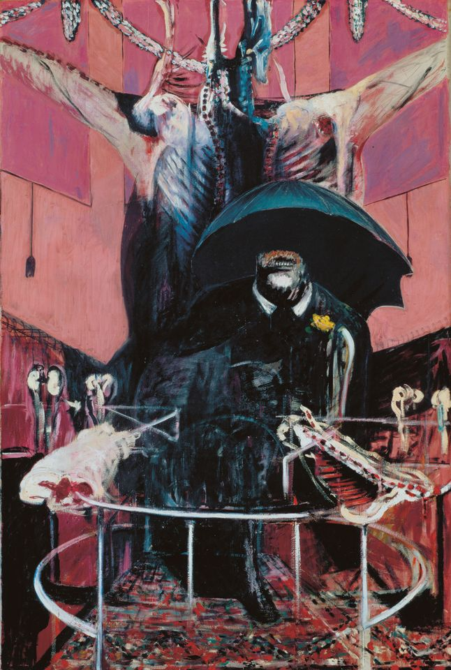 Francis  Bacon's Painting 1946