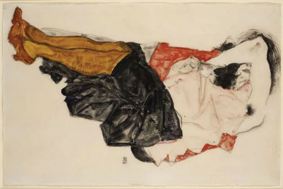 A New York court ruled against the dealer Richard Nagy, ordering him to return two works by Egon Schiele, including Woman Hiding Her Face (1912)