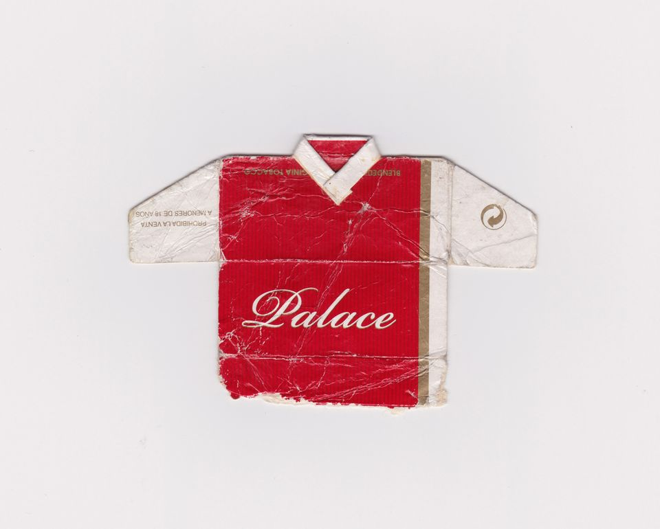 One of the work in Leo Fitzmaurice's Post Match (1996-2017) series