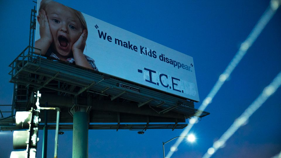 We make kids disappear. - I.C.E.