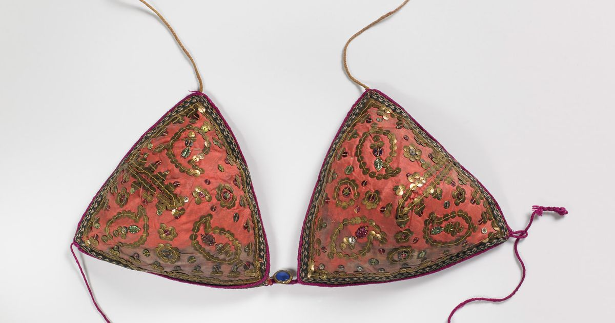 A 19th Century Bikini From Iran Goes On Show In The Uk In Time For