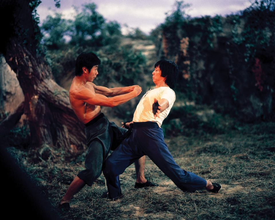 Mad Monkey Kung Fu (1979) is among the films by Lau Kar-leung on show in New York