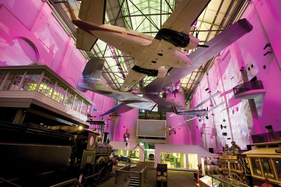 Crash landing? The future of the museum's aeroplanes is in question