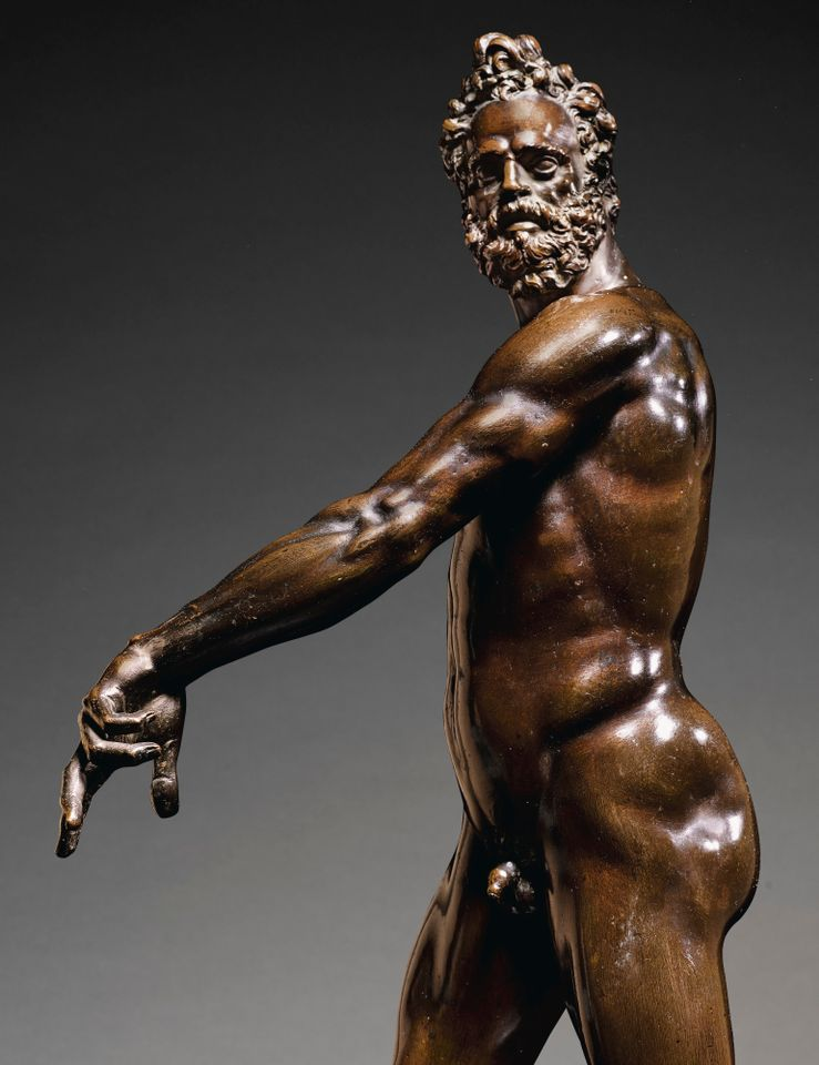The Dresden Mars by Giambologna (1529-1608), was due to be sold at Sotheby's Treasures sale on 4 July but has been withdrawn after it sold privately