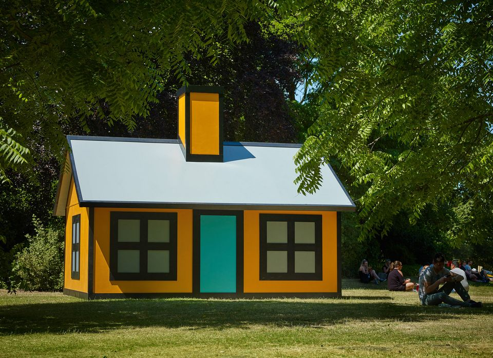 Richard Woods's Holiday Home (Regent's Park) (2018)