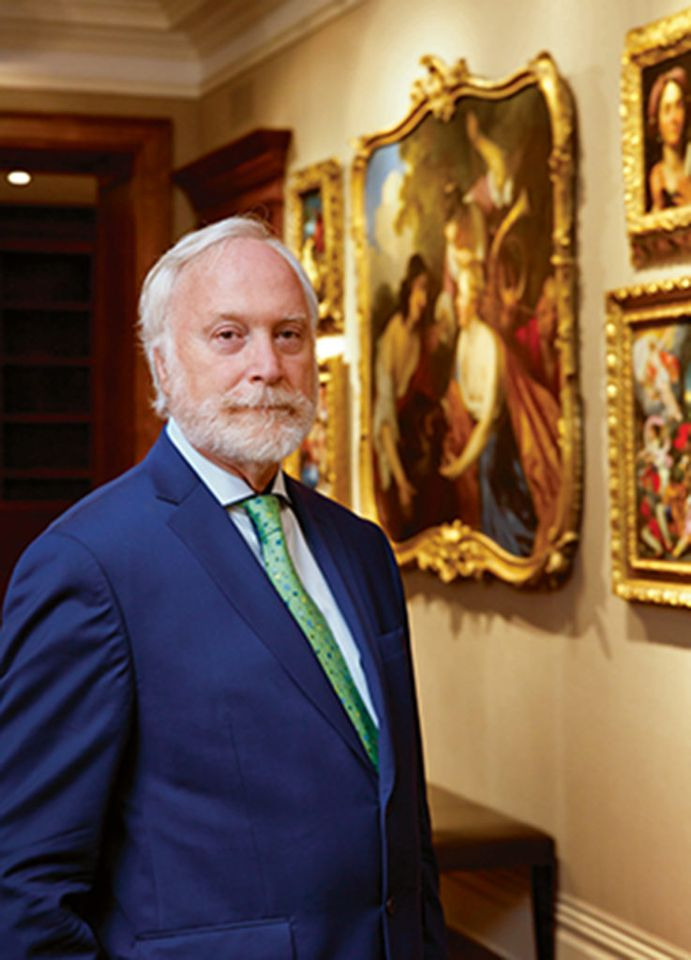 After a short-lived retirement, former dealer Otto Naumann will join Sotheby's at the end of the summer