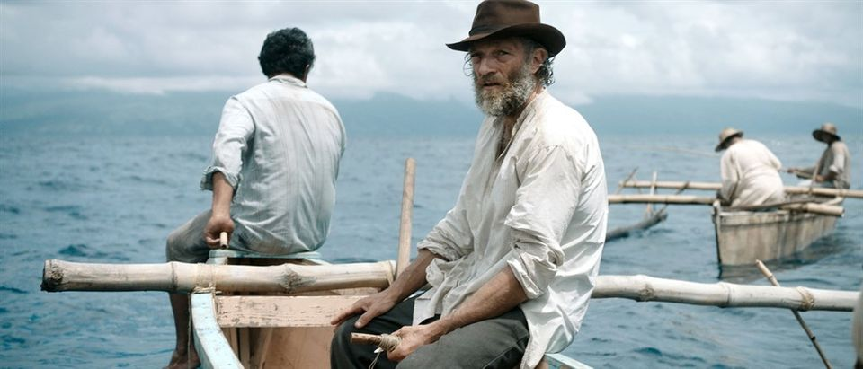 Vincent Cassel in Gauguin: Voyage to Tahiti by Edouard Deluc