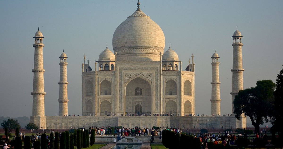 Demolish Or Restore Discoloured Taj Mahal India S Supreme