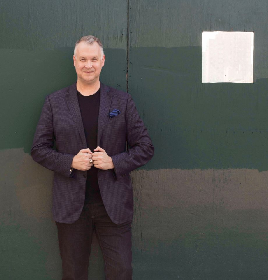 Eric Shiner, the new artistic director of White Cube in the US