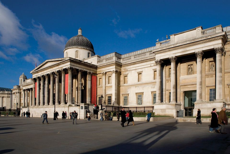 Twenty-seven educators are bringing a legal case against the National Gallery in London