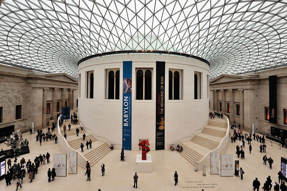 UK institutions such as London's British Museum may suffer from a decline in skilled cultural sector workers coming to the country post-Brexit, report says