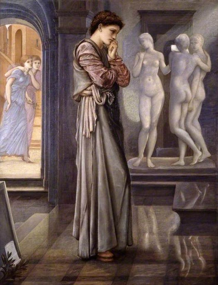 Edward Burne-Jones's Pygmalion and the Image: The Heart Desires (1878), one of many of the artist's works held by Birmingham Museums Trust