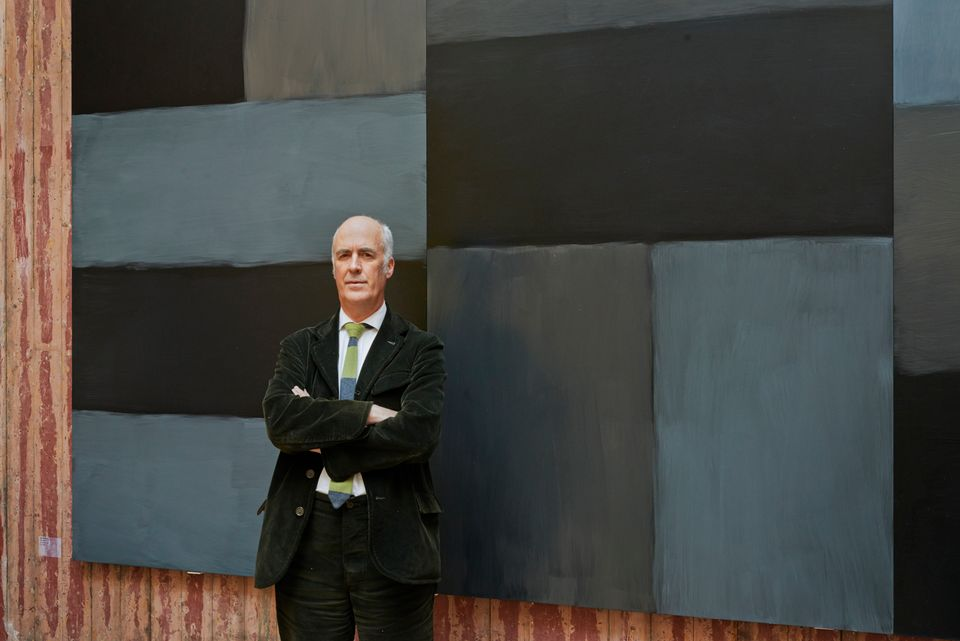 Charles Saumarez Smith joined the RA in 2007, and has just overseen the much-lauded redevelopment of Burlington Gardens