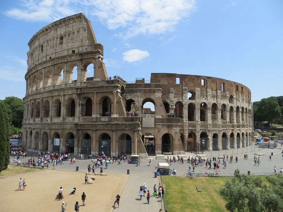 Visiting the Colosseum will no longer be free on the first Sunday of the month
