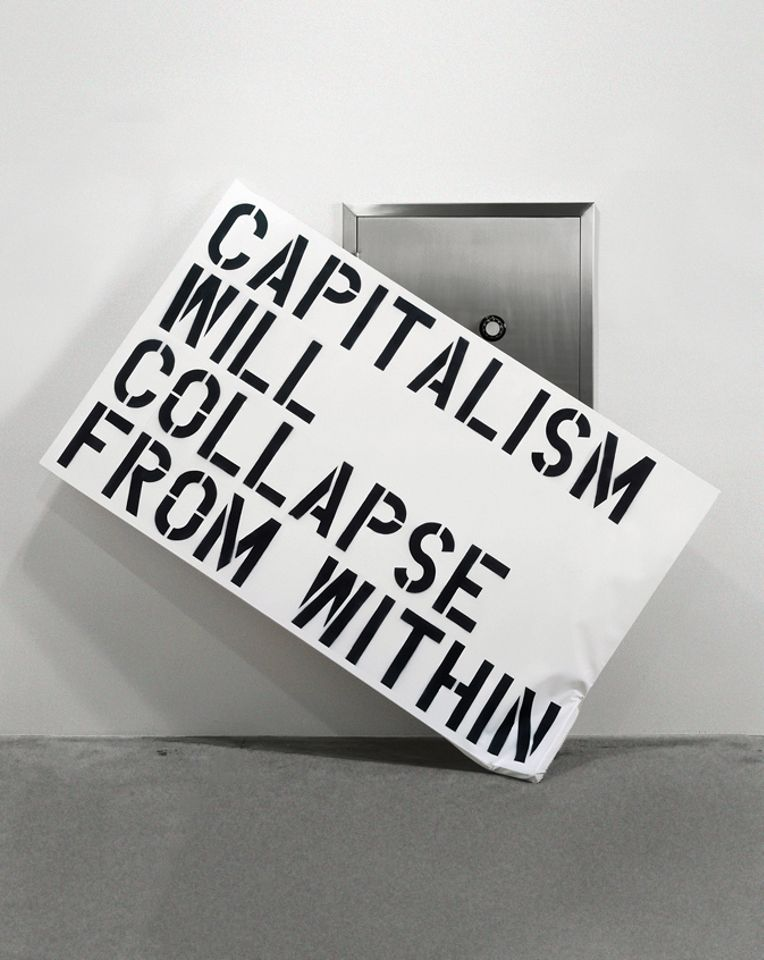 Capitalism will collapse from within (2003)