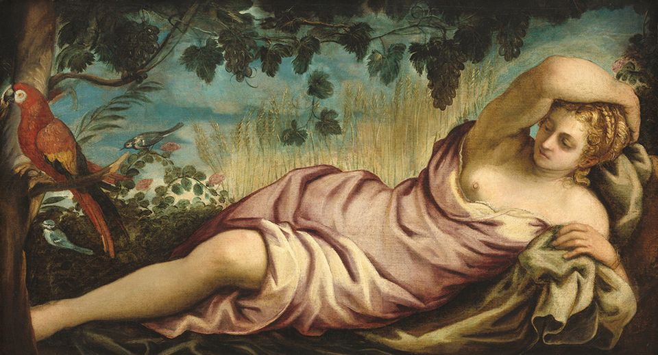 Tintoretto's Summer (around 1546-48)