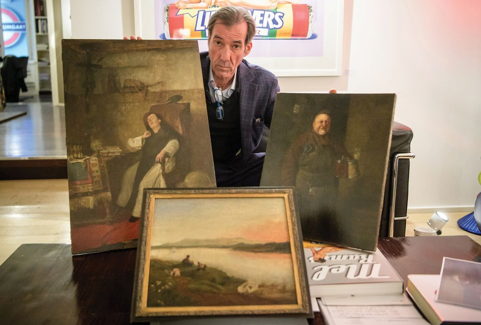 German court orders restorer to pay dealer 26000 after eight year the munich based dealer andreas baumgartl had sent four paintings to the unnamed restorer for solutioingenieria Gallery