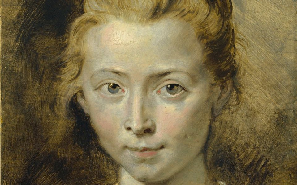 Rubens' Clara Serena portrait failed to sell at Christie's this summer