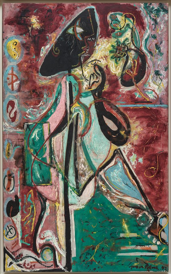The Moon Woman (1942) is singled out for special treatment in a new study of Pollock's later work