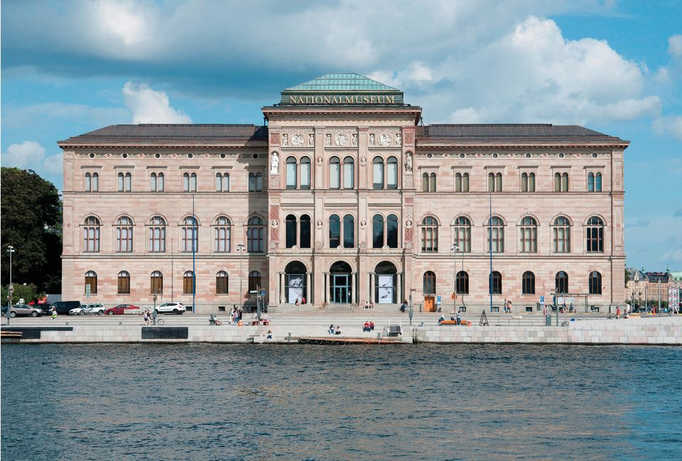 Free for all at Sweden's Nationalmuseum