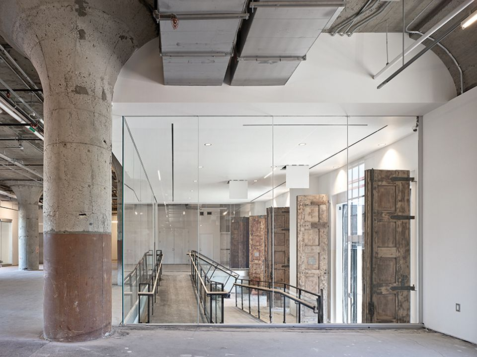 MoCA Toronto's new home in the century-old Tower Automotive Building
