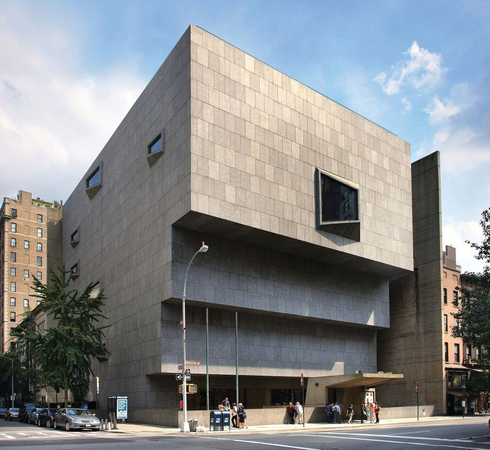 The Met opened a satellite for its Modern and contemporary art programme in the Breuer building in March 2016