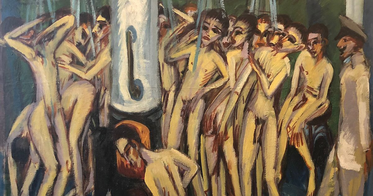 guggenheim to return kirchner painting to heirs of jewish dealer