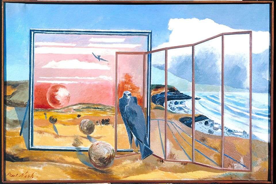 Paul Nash, Landscape from a Dream (1936-38)