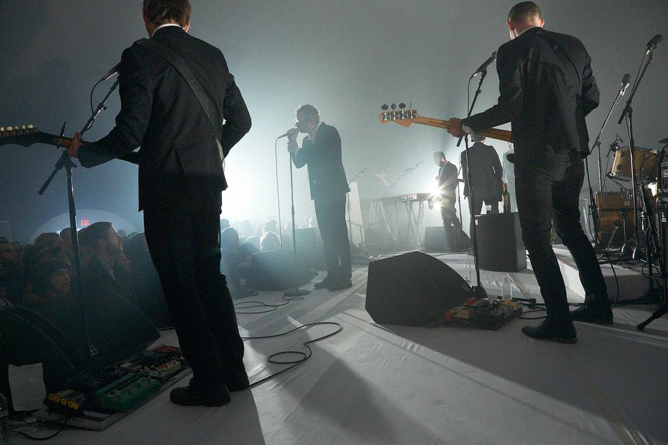 Ragnar Kjartansson and The National, A Lot of Sorrow (2013-14)