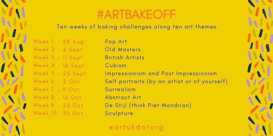 Art Bake Off