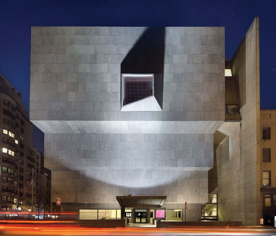 The Frick Collection plans to set up a temporary home in the 1966 Brutalist building