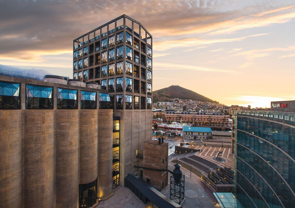 The $35m Zeitz Museum of Contemporary Art Africa opened in Cape Town in September 2017