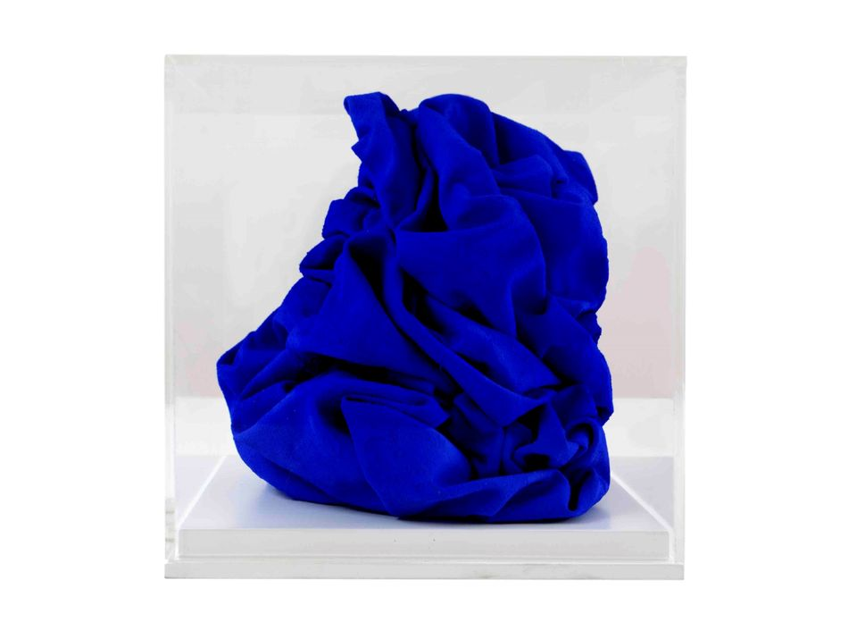 Anish Kapoor's contribution to Cure3