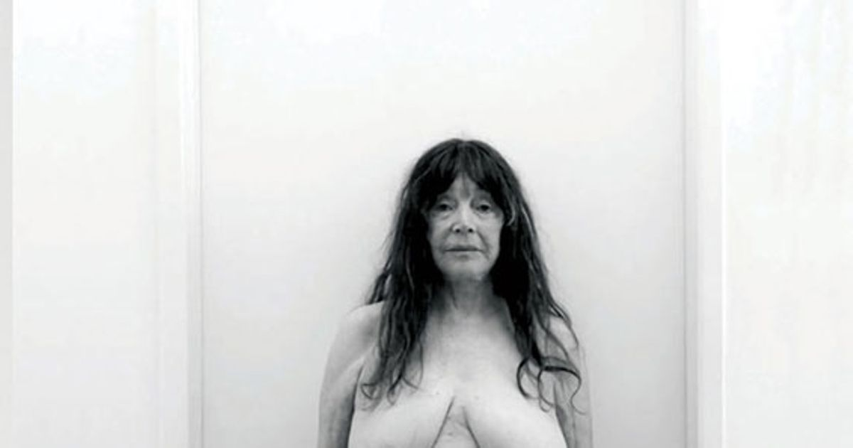 Eleanor Antin revisits her naked dieting diary, 45 years on, for Lacma show