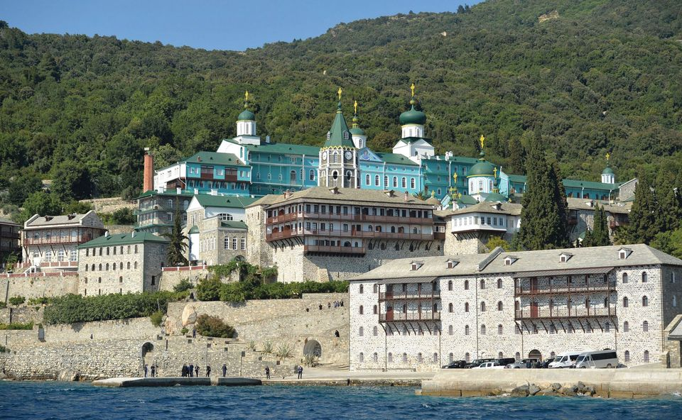 Mount Athos is inaccessible to women and some female animals