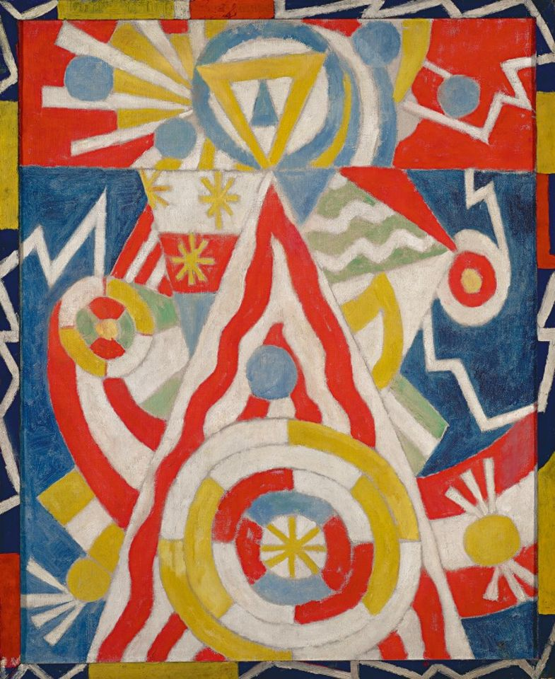 Marsden Hartley's Pre-War Pageant (1913), estimated at around $30m, failed to sell at Sotheby's